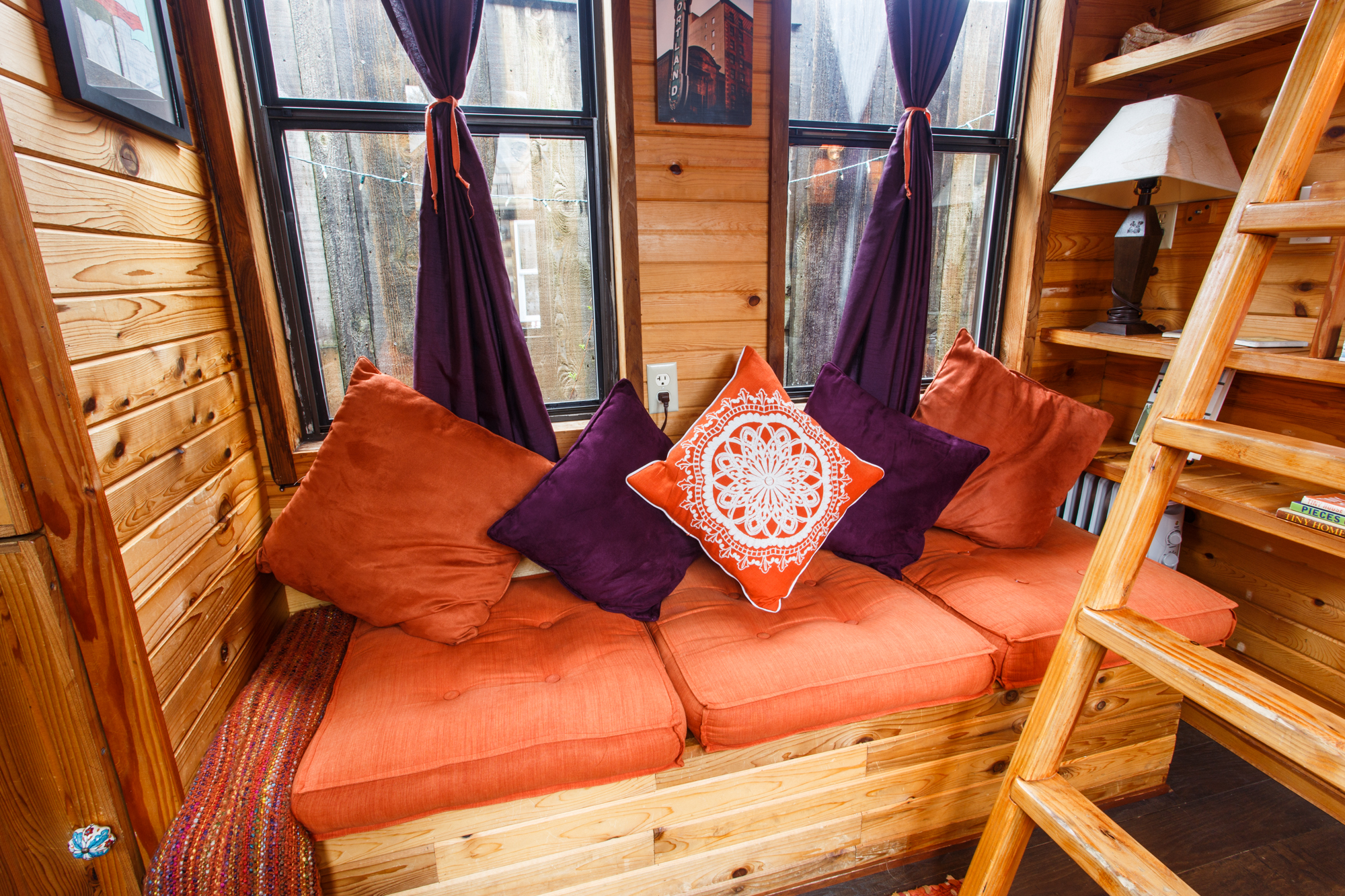 Portland Oregon Tiny Homes Pdx Couch House