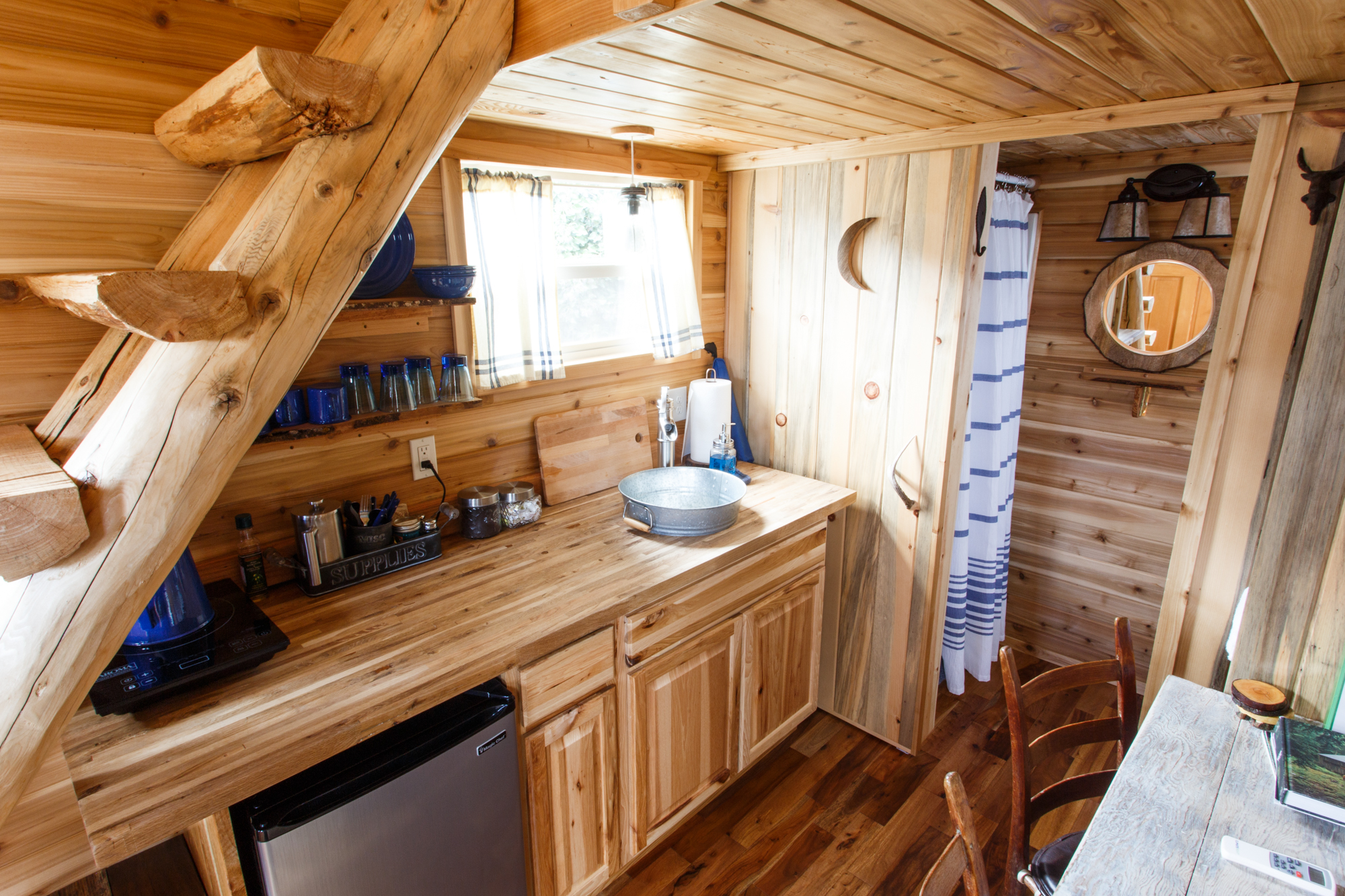 tiny home kitchen portland oregon - Tiny Home Kitchen Design