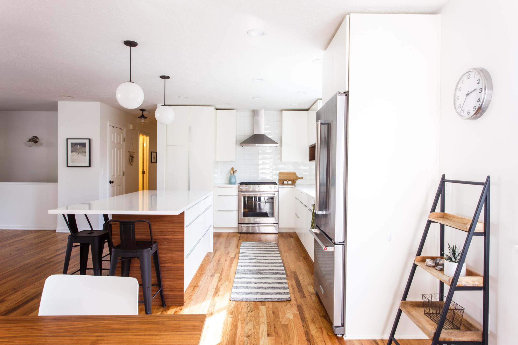 Cedar Mill Kitchen - Straight Line Design & Remodeling