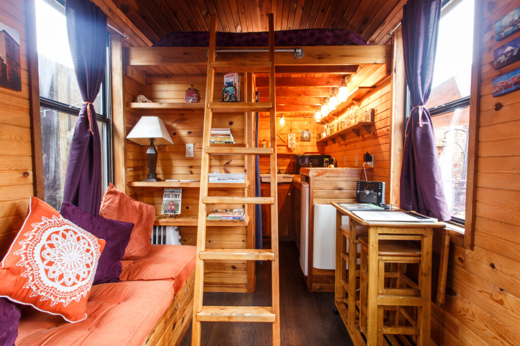 tiny home office solutions