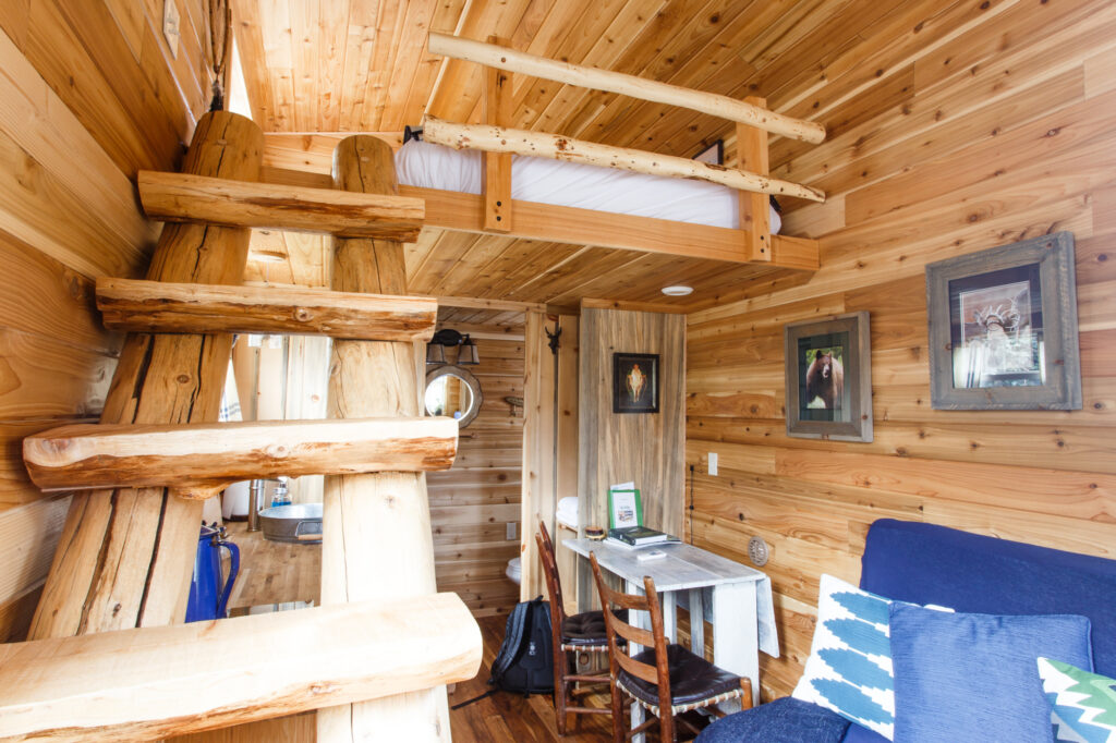 tiny home interior design