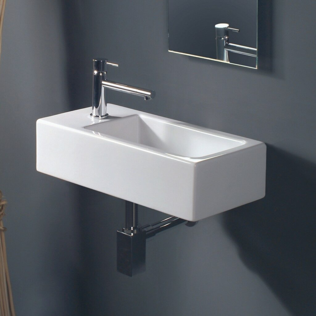 trough sink example