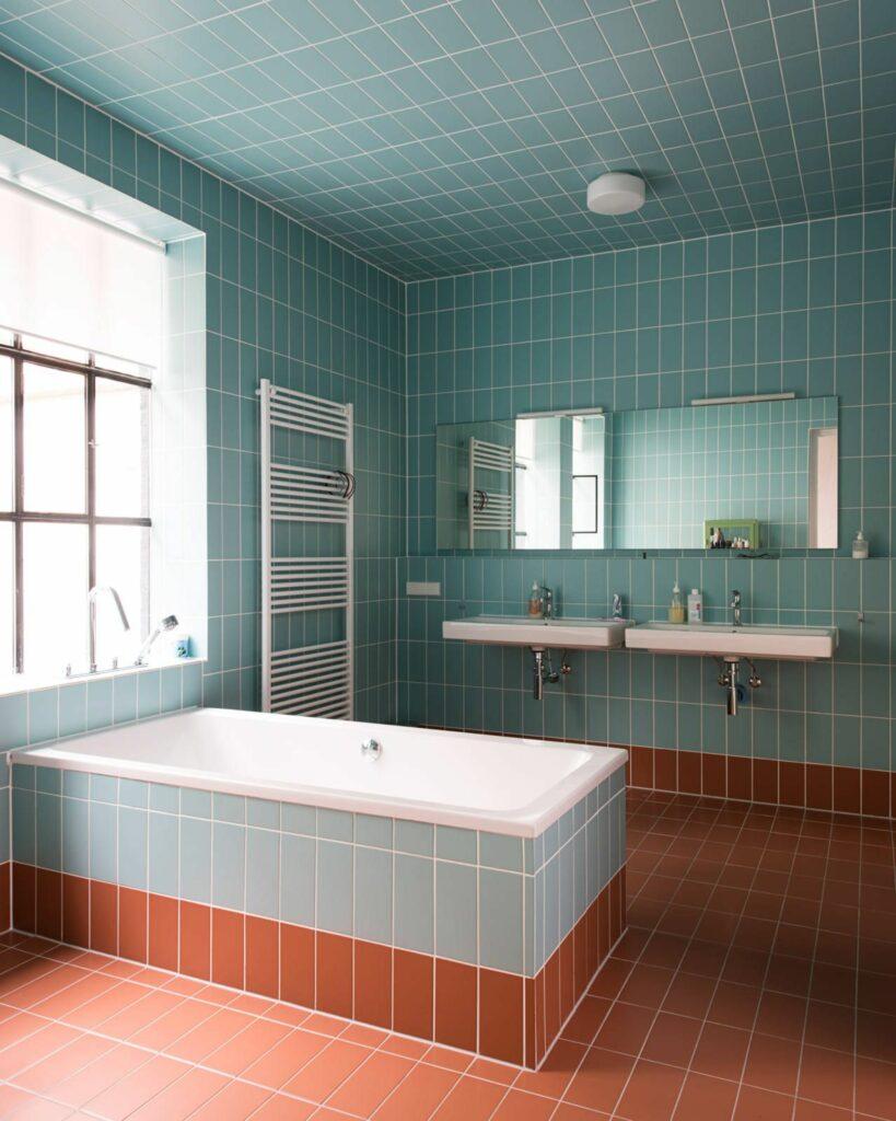 example of stylish bathroom remodel