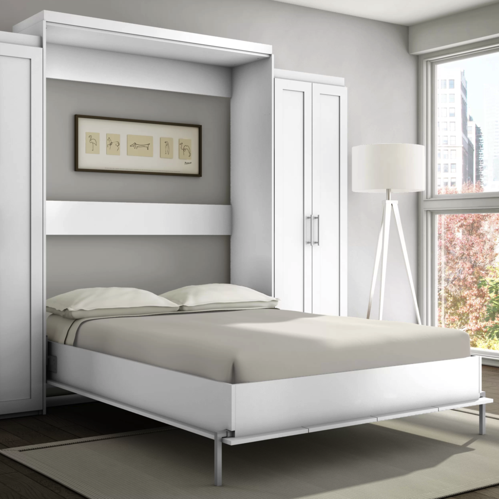 example of murphy bed in adu or tiny home