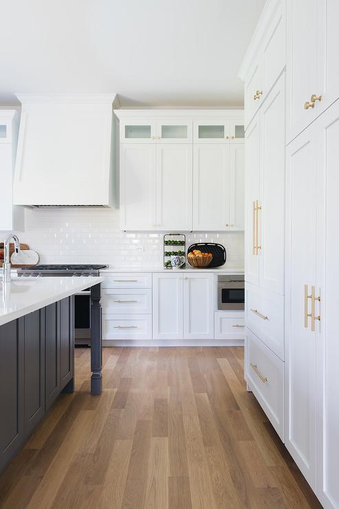 example of hardwood flooring kitchen remodel