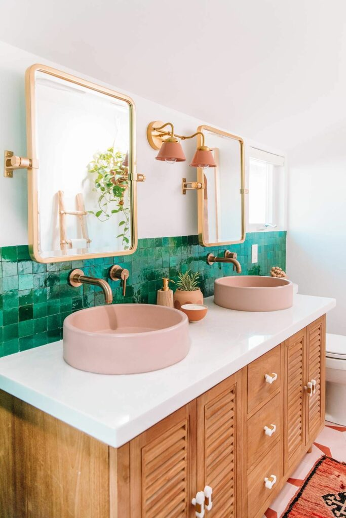 How To Choose A Color Scheme For Your Next Bathroom Remodel