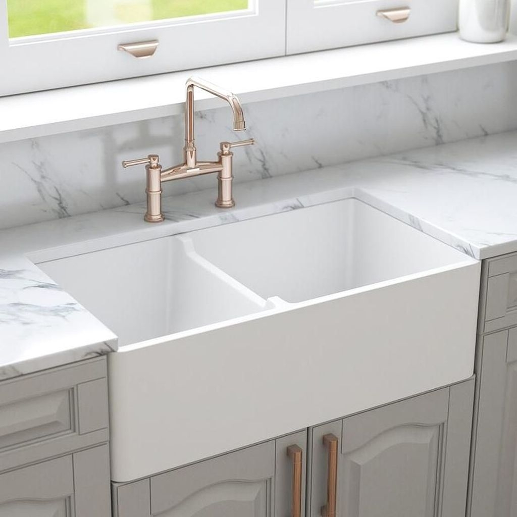 example of farmhouse sink