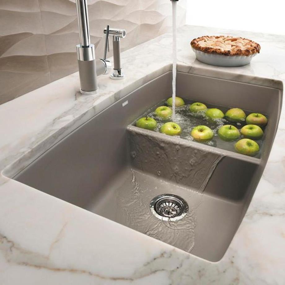 example of undermount kitchen sink