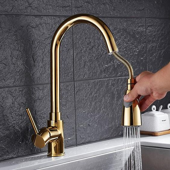 example of single handle faucet