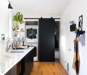 laundry room kitchen remodel in beaverton oregon