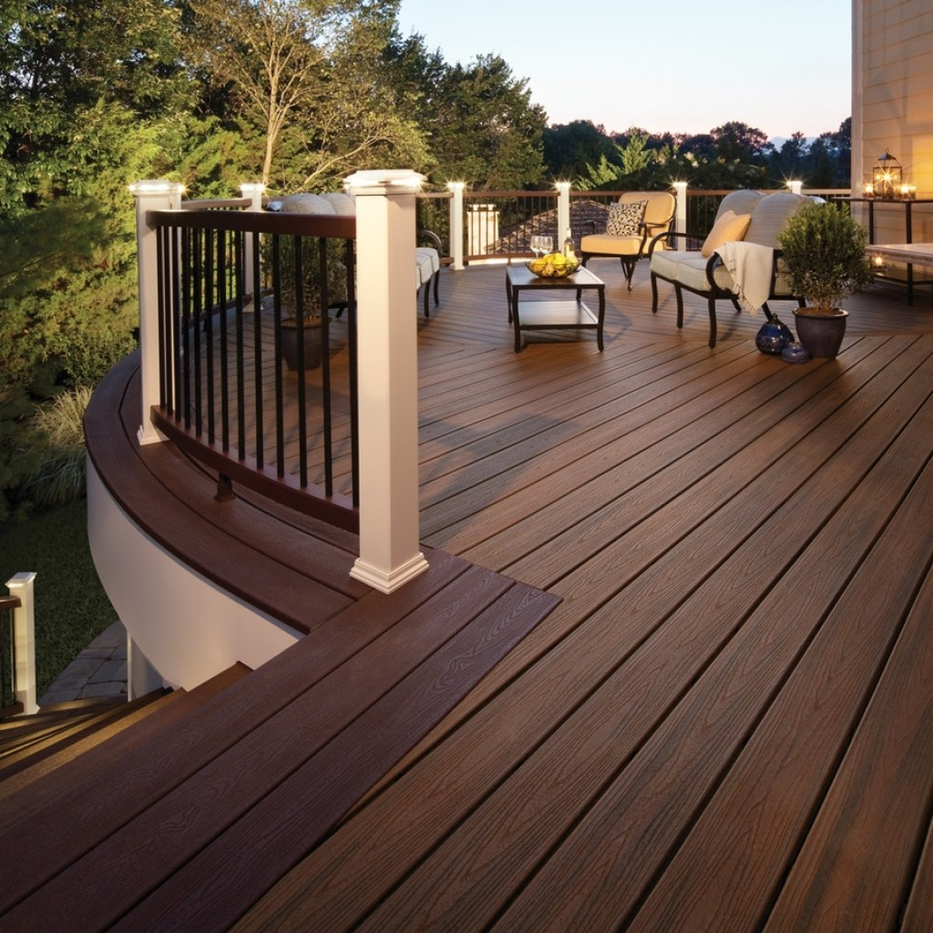 example of composite decking