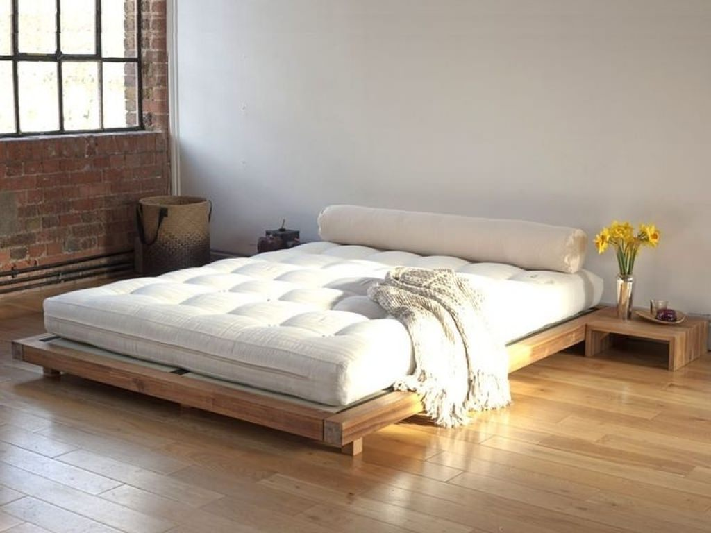 example of minimalist bedroom furniture